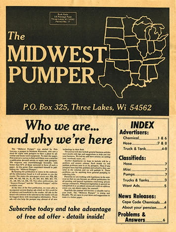 Midwest Pumper by COLE Publishing
